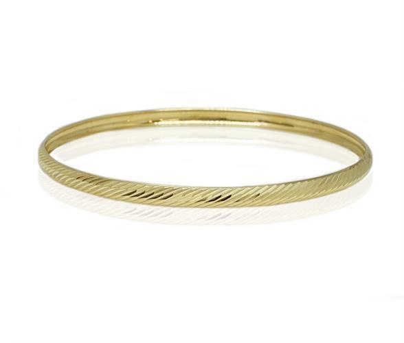 צמיד מרוקאי מעוטר לאישה צמיד זהב