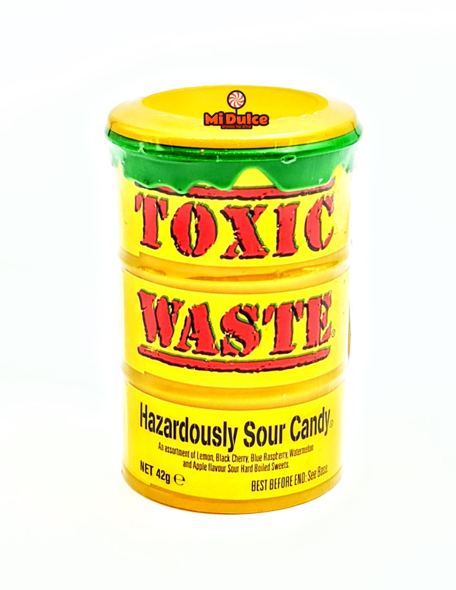 Toxic Waste,אקסטרה חמוץ