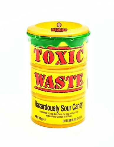 Toxic Waste Hazard,אקסטרה חמוץ