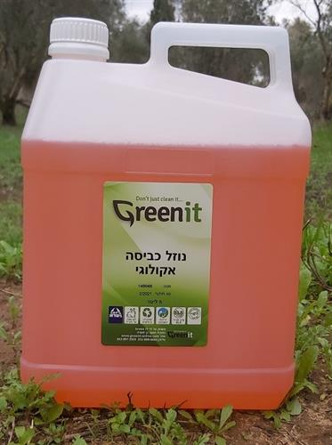נוזל כביסה אקולוגי 5 ליטר