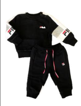 חליפת פוטר שחור קלאסי תינוקות