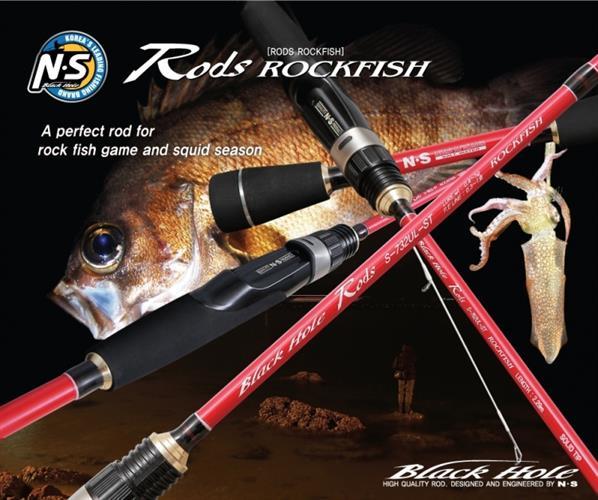 Rods Rockfish