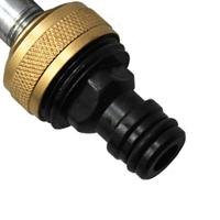 תותח סילון מים ההופך כל צינור למכונת לחץ מים עוצמתית Water Jet