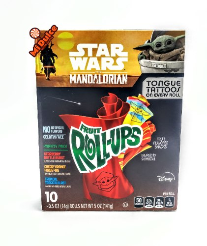 Roll-ups מהדורת מלחמת הכוכבים!