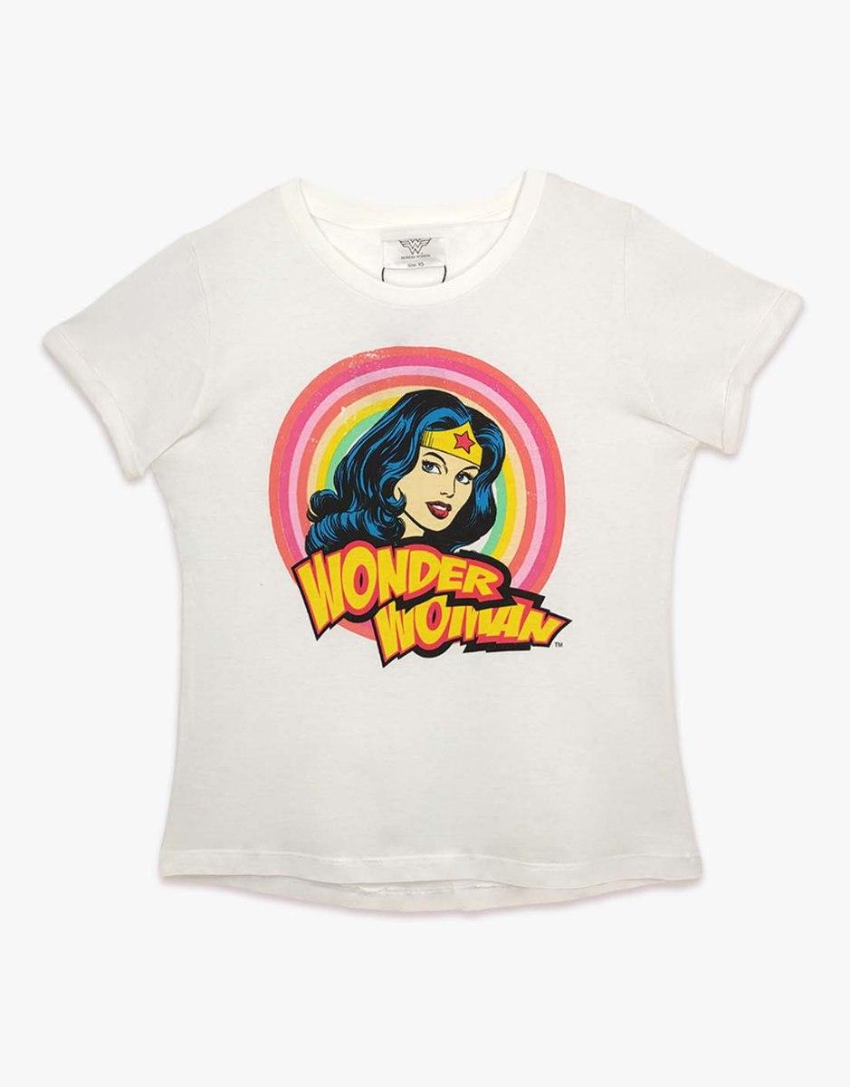 חולצת טריקו נשים WONDER WOMEN