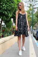 שמלת קנדל BW