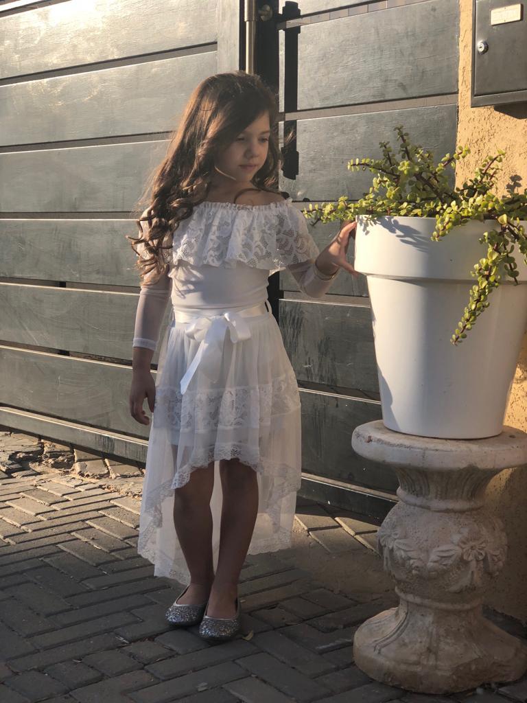 שמלת טוקסידו למסיבות