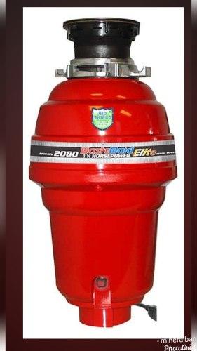 טוחן אשפה WASTEMAID ELITE דגם 2080 אנאהיים USA בעל מנוע 1.25 כח סוס החזק ביותר שקיים !