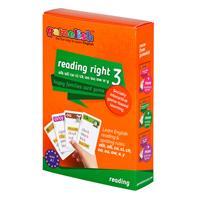 משחק רביעיות באנגלית gamelish | קוראים נכון reading right 3