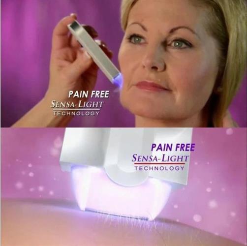 מכשיר להסרת שיער - finishing touch