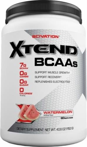 אבקת Scivation - Xtend BCAA מנות הגשה 30/90