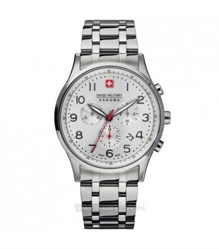 שעון יד אנלוגי גברים Swiss Military Hanowa 06-5187.04.001
