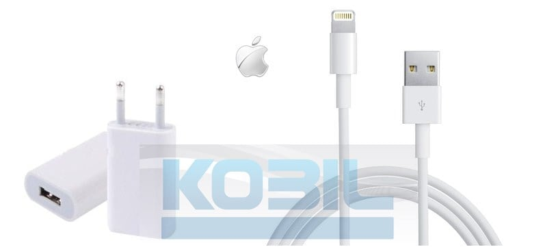 מטען מקורי לאייפון iPhone 5