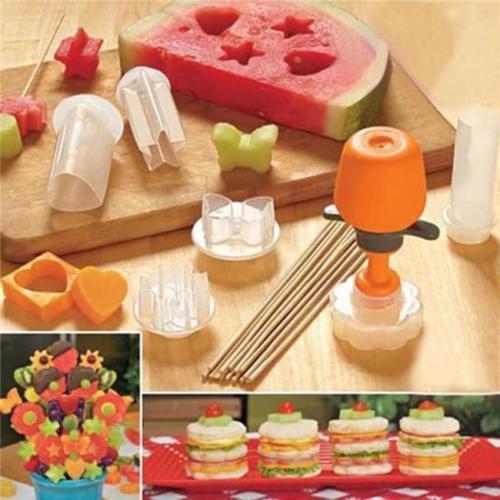 כלי לעיצוב פירות