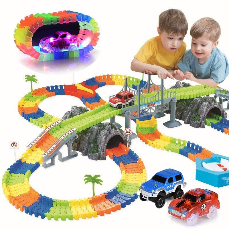 משחק המכוניות הזוהרות שמשגע את הילדים