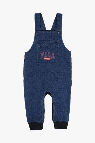 אוברול ג'ינס FILA BABY - מידות 6M-2Y