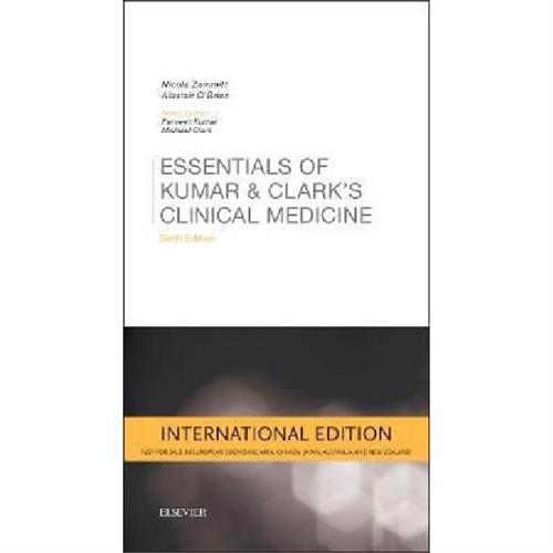 Essentials of Kumar and Clark's Clinical Medicine