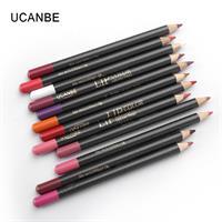 מארז 12 עפרונות תוחם שפתיים