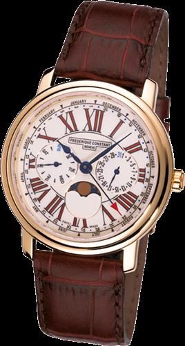 שעון יד אנלוגי גברים FREDERIQUE CONSTANT FC-270EM4P5
