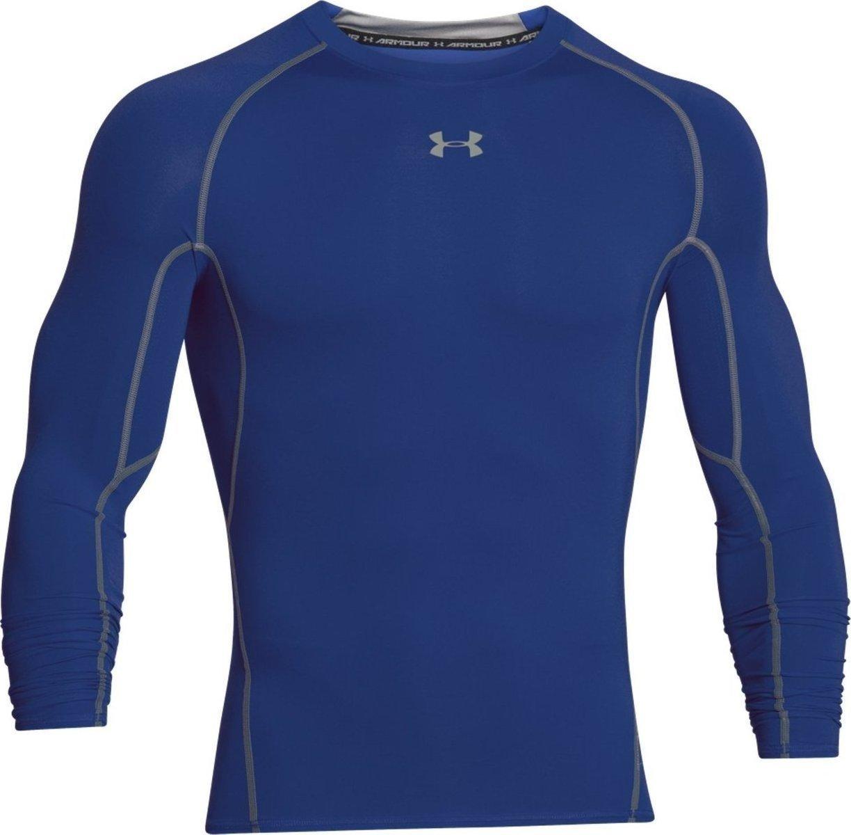 חולצה אנדר ארמור שרוול ארוך לגבר 1257471-400   Under Armour Compression s long sleeve shirt