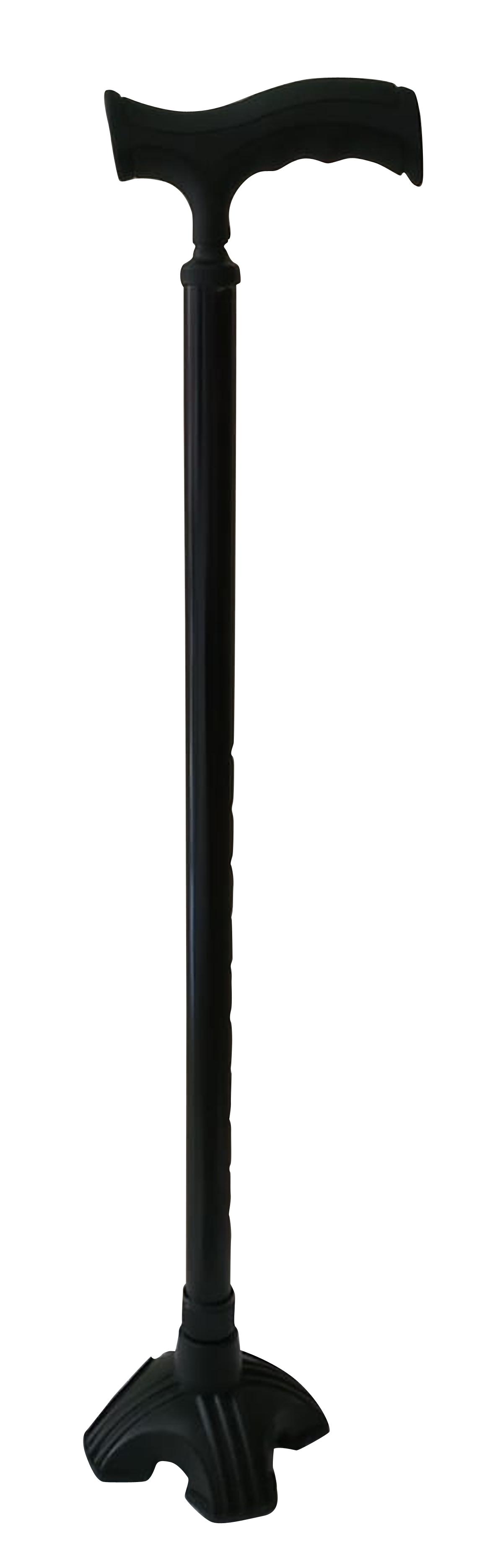 מקל טלסקופי עם גומיה רחבה