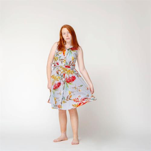 שמלת WORTHINESS
