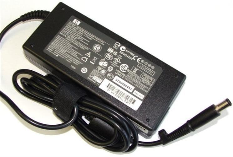 מטען למחשב נייד Hp 18.5V-6.5A 7.4*5.0 120W