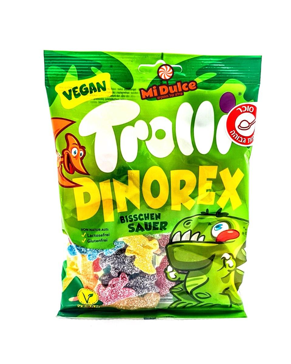 Trolli Dinorex אקסטרה חמוץ!