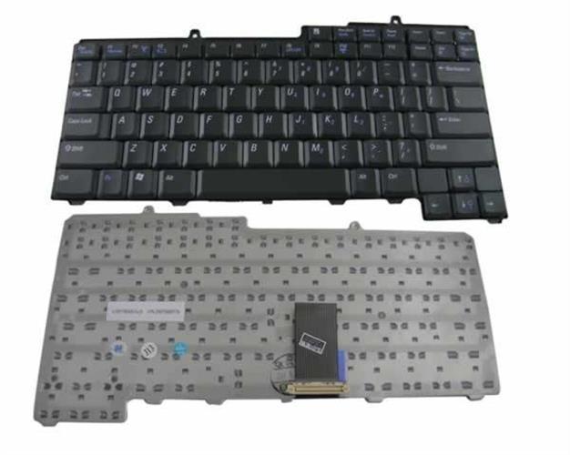 החלפת מקלדת למחשב נייד דל Dell Inspiron 9200 / 9300 Keyboard H5639, 1M745