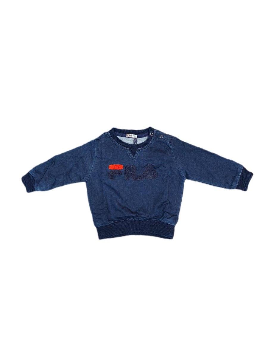 חולצת ג'ינס תינוקות FILA