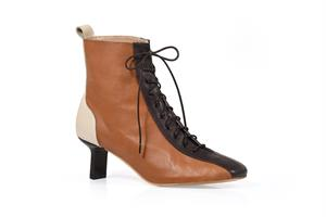 Mercy brown boots