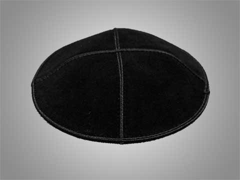כיפת זמש בצבע שחור כולל מיתוג