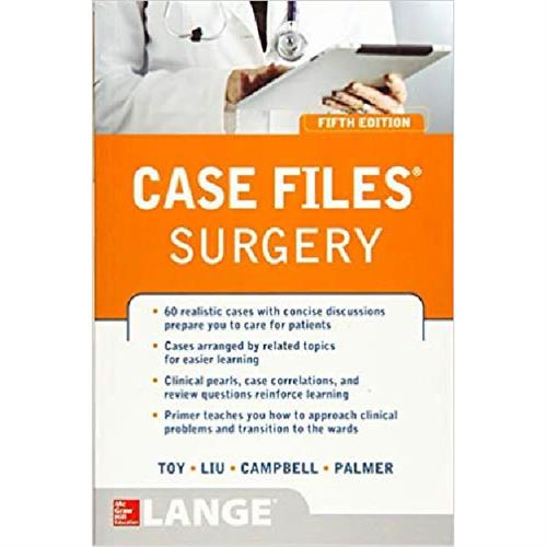 Case Files (R) Surgery