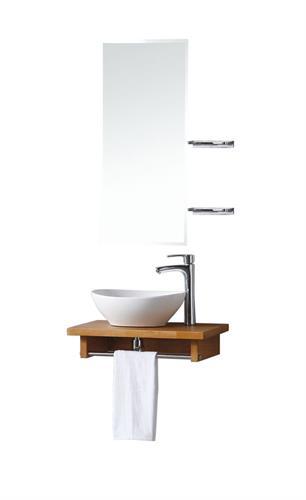 ארון אמבטיה תלוי מיני דגם דלתא פלוס  DELTA PLUS