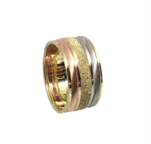 טבעת נישואין נשים זהב 14 קארט MY08160079533