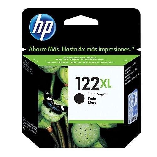 ראש דיו שחור מקורי HP 122XL