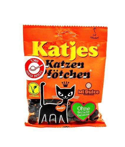 ליקריץ Katjes Cats