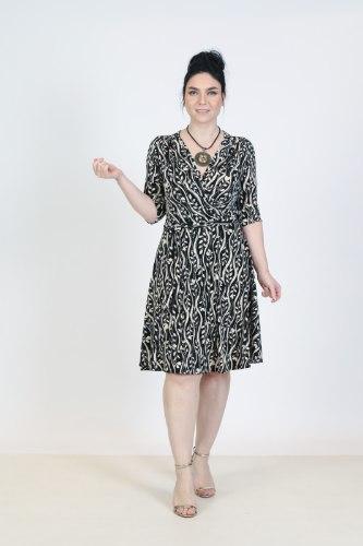 שמלת מעטפת
