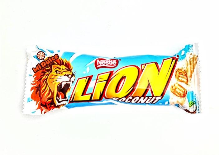 Lion קוקוס שוקולד לבן