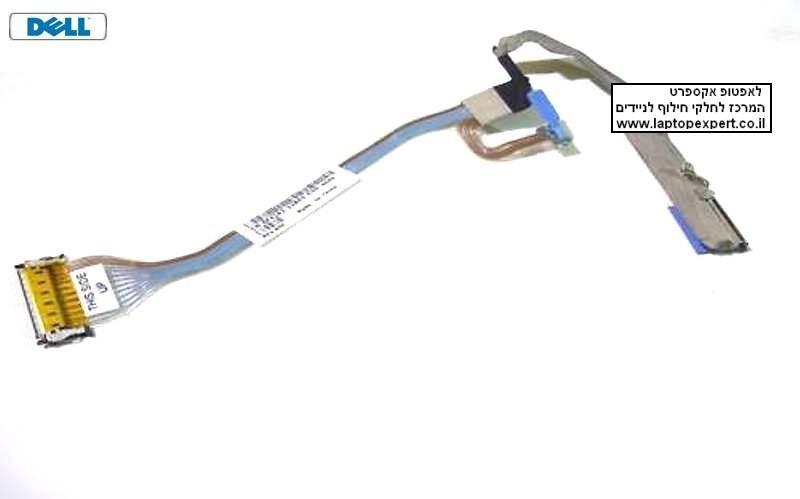 "כבל מסך למחשב נייד דל Dell D610 LCD Video Cable 14.1"" DD0JM5LC008, 0F4162"