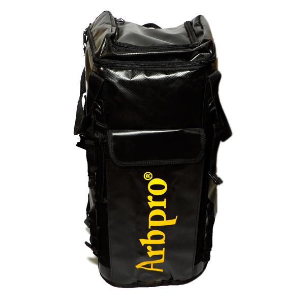 תיק לציוד טיפוס ARBPRO מוגן מים 50 ל' שחור