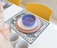 פלייסמט  מבודד חום לשולחן  אחוזת בית TIVA DESIGN