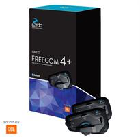 דיבורית לקסדה Cardo Scala Rider Freecom 4 Plus Duo - ערכה זוגית
