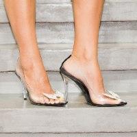 נעלי עקב לונה