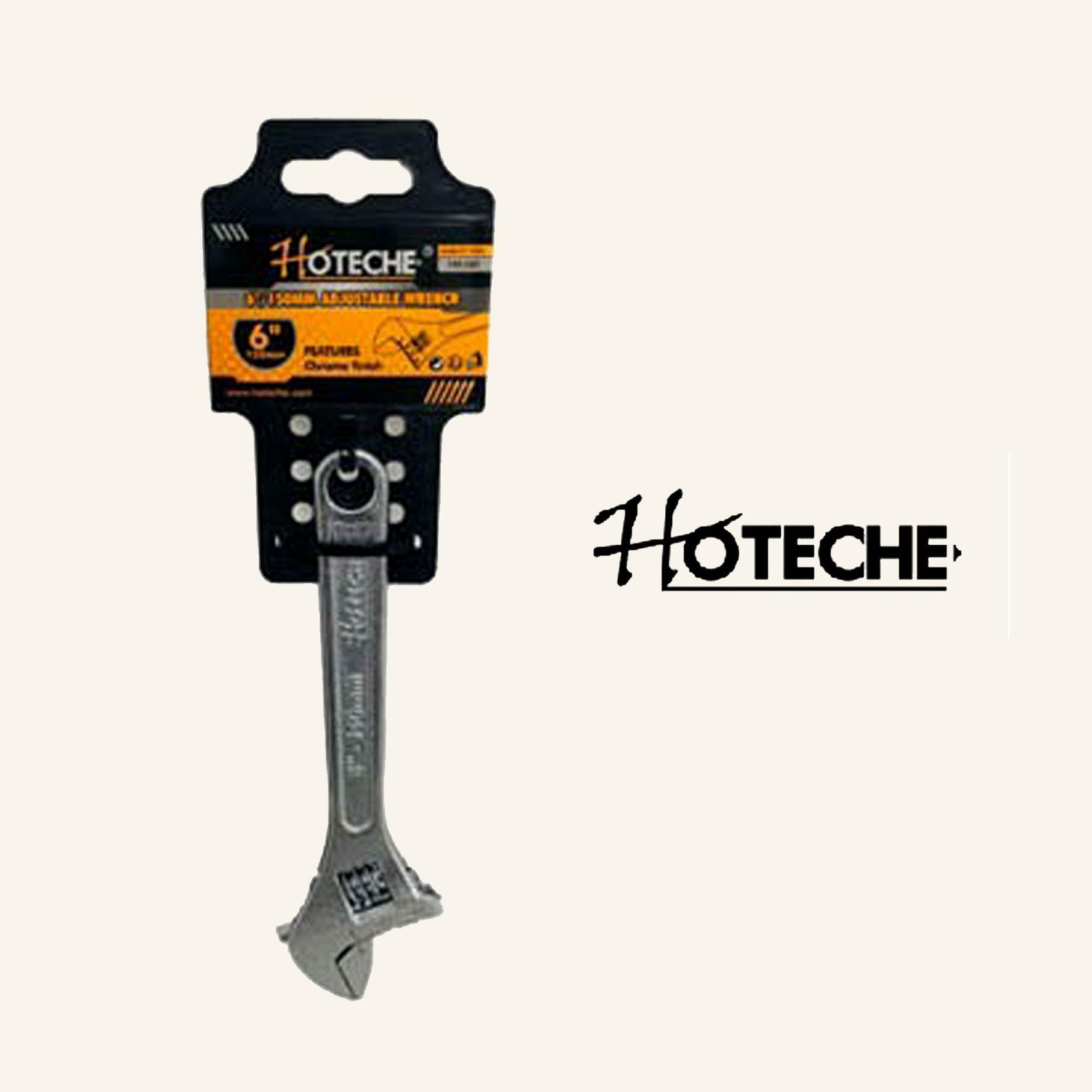"""מפתח שוודי מקצועי 10""""  - 250 מ""""מ מבית חברת HOTECHE"""