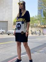 שמלת סמיילי פייטים