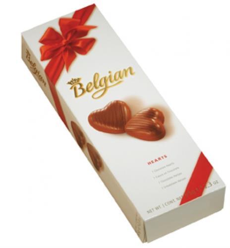לבבות שוקולד 65 גרם- מקט 23