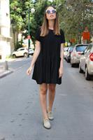 שמלת בלוברי כיסים