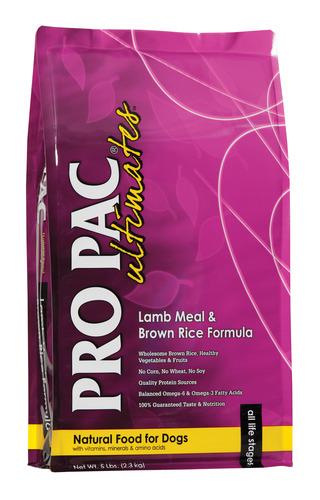 PROPAC כבש ואורז מלא