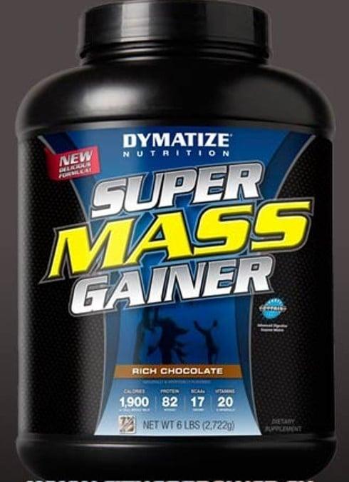 """סופר מאס גיינר 2.7 ק""""ג של DYMATIZE"""
